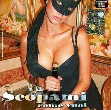 Scopami Come Vuoi DVD Porno Streaming