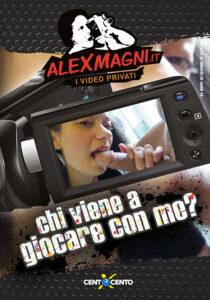 Chi viene a giocare con me Cento X Cento Streaming : Il primo film girato interamente da Alex Magni con la sua telecamera privata. Alex va a Roma, per la precisione a Colleferro, dove c'è una teen, Lola, molto vogliosa di girare un film porno. Lola vive con il suo compagno, un orco con la panza, che la lascia giocare tutti i giorni sulla sua altalena, ma dopo vuole che soddisfi le suo voglie sessuali. Lola in questo video privato di Alex Magni, per la prima volta, fa sesso con tanti uomini e da quello che possiamo vedere, sembra gli piaccia molto....... (Video Porno gratis , VideoPornoHDStreaming , Porn Stream , video porno Italiani , centoxcento streaming , Watch Porn Movies , VideoPornoHDStreaming.com ) .... (AMVOD001)
