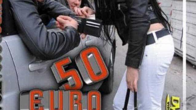 50 euro bocca fica e culo !
