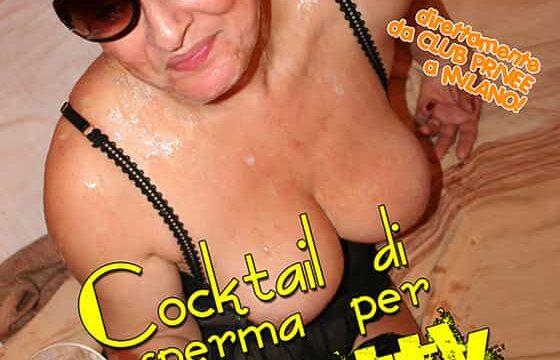 Cocktail di sperma per Betty