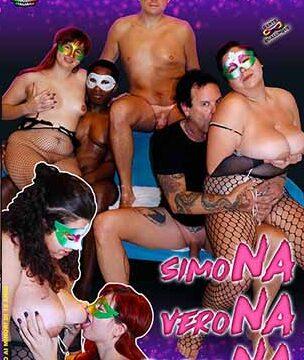 Simona di Verona gran porcona