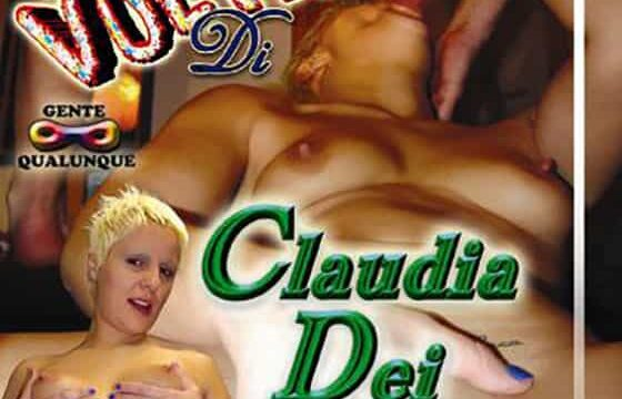 La prima volta di Claudia Dei