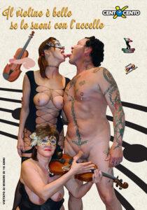 Il violino è bello se lo suono con l'uccello Cento X Cento Streaming : Fedora Stradicazzi ha dedicato gran parte della sua vita alla musica e al violino. Adesso si vuole dedicare ad altri strumenti più divertenti. Venite con noi ad Aprilia ad indagare sul mondo della musica ... ( Video Porno gratis , Film Porno Italiani , VideoPornoHDStreaming , Porno Streaming hd , Video Porno Streaming , CentoXCento VOD , centoxcento streaming , Watch Porn Movies , VideoPornoHDStreaming.com ) ... (CXD01630)