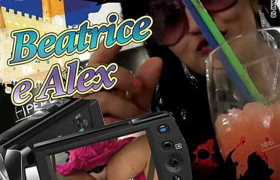Beatrice e Alex, gita a Firenze