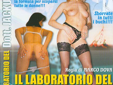 Il laboratorio del Dott. Jackull